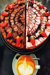 SPA KAFAE CAKE
