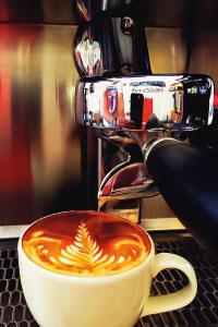 espresso and late coffee