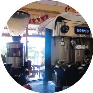 SPA KAFAE Coffee Machine
