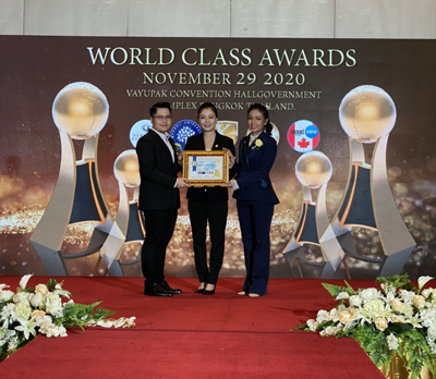 Ceremony World class awards